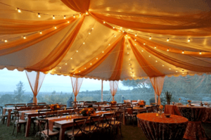 Ceiling Decor Inspirations for Your Tent Rentals and Events_1