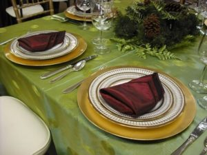 Christmas Table Designs Part 1_2