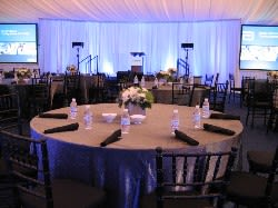 Elegant Meeting in a Tent_3