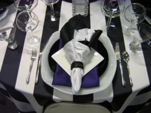 Popular Wedding Colors Part 2 Black and White_8
