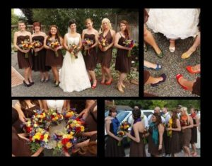 Rainbow Wedding in the Redwoods_3