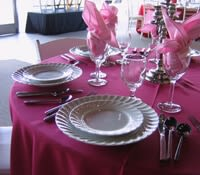 ... Pink White u0026 Black Table Settings for Valentineu0027s Day_10 & Red Pink White u0026 Black Table Settings for Valentineu0027s Day ...