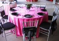 Red, Pink, White, & Black Table Settings for Valentine's Day_7
