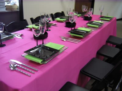 Summer Table Designs Part 2 Bold and Colorful_2