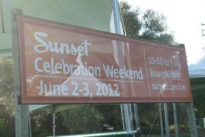 Sunset Magazine Celebration Festival_1