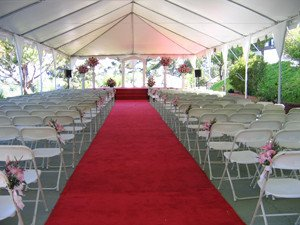 Tented Backyard Wedding_1