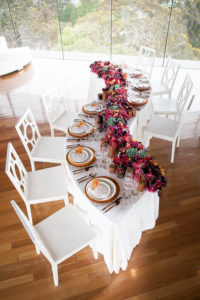 event rental services table setting