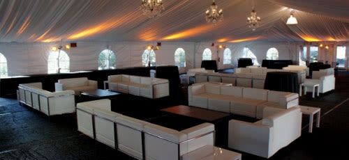 party rentals for a classy corporate event