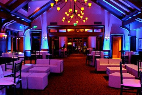 bay area party lighting and lighting equipment rentals